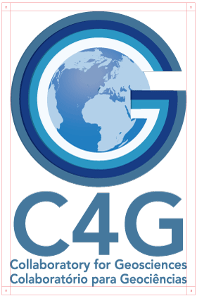 The minimum size for the C4G logo portrait version is 6,5 x 9,92 cm.